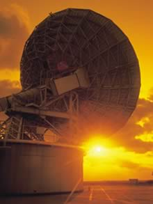 Goonhilly sunset